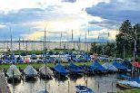 Blaue Boote Dümmer